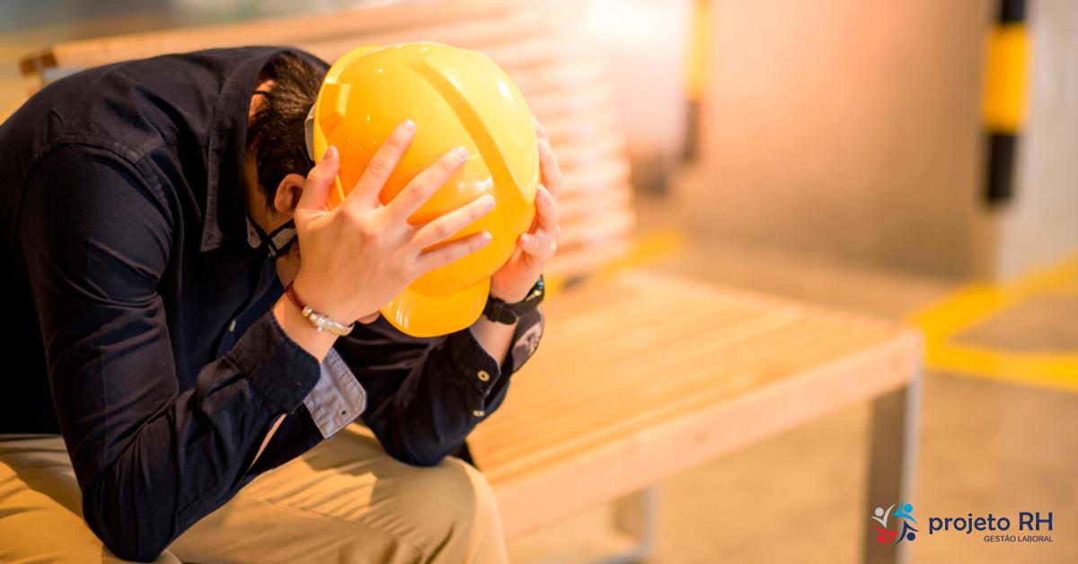 O que fazer se o trabalhador ficar doente durante o aviso prévio?